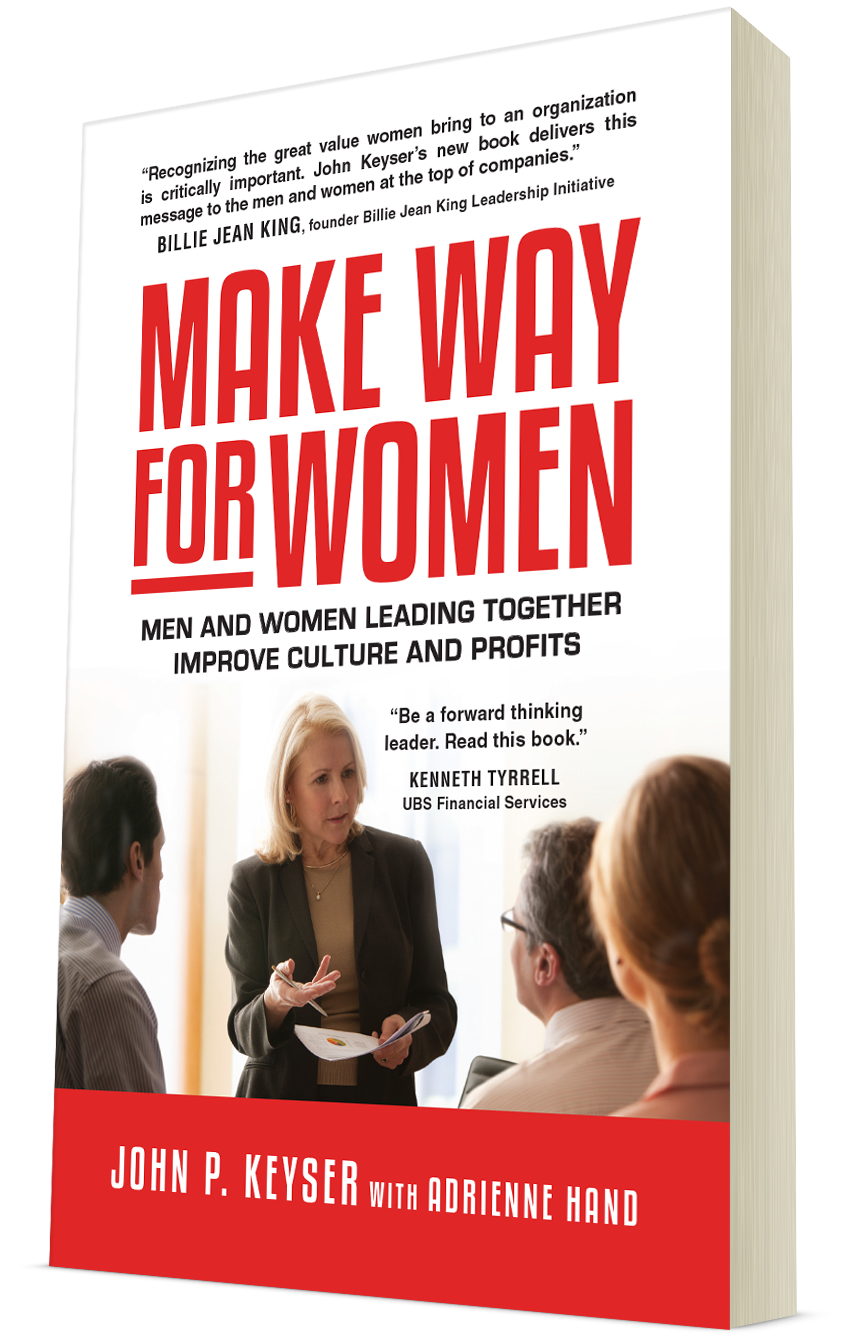 Make Way For Women Book